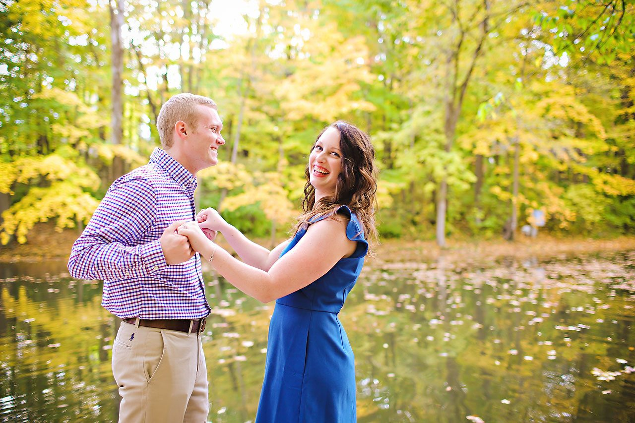 stephanie zach butler university engagement session 037