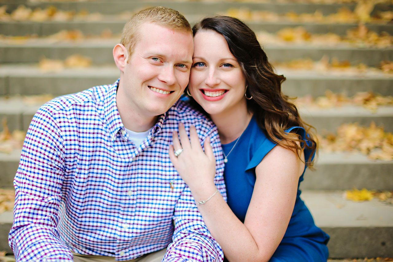 stephanie zach butler university engagement session 039