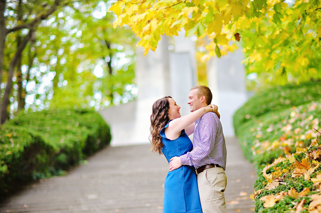 stephanie zach butler university engagement session 040