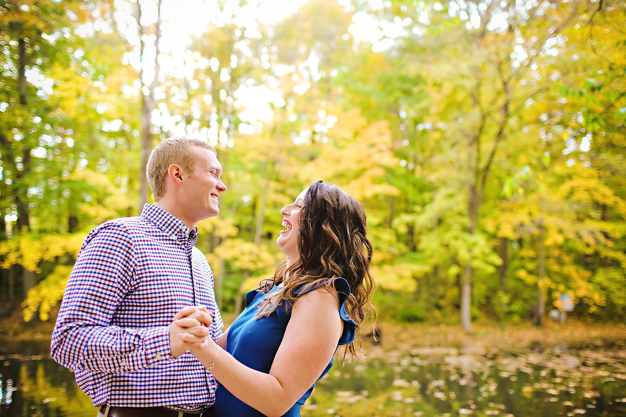 stephanie zach butler university engagement session 041