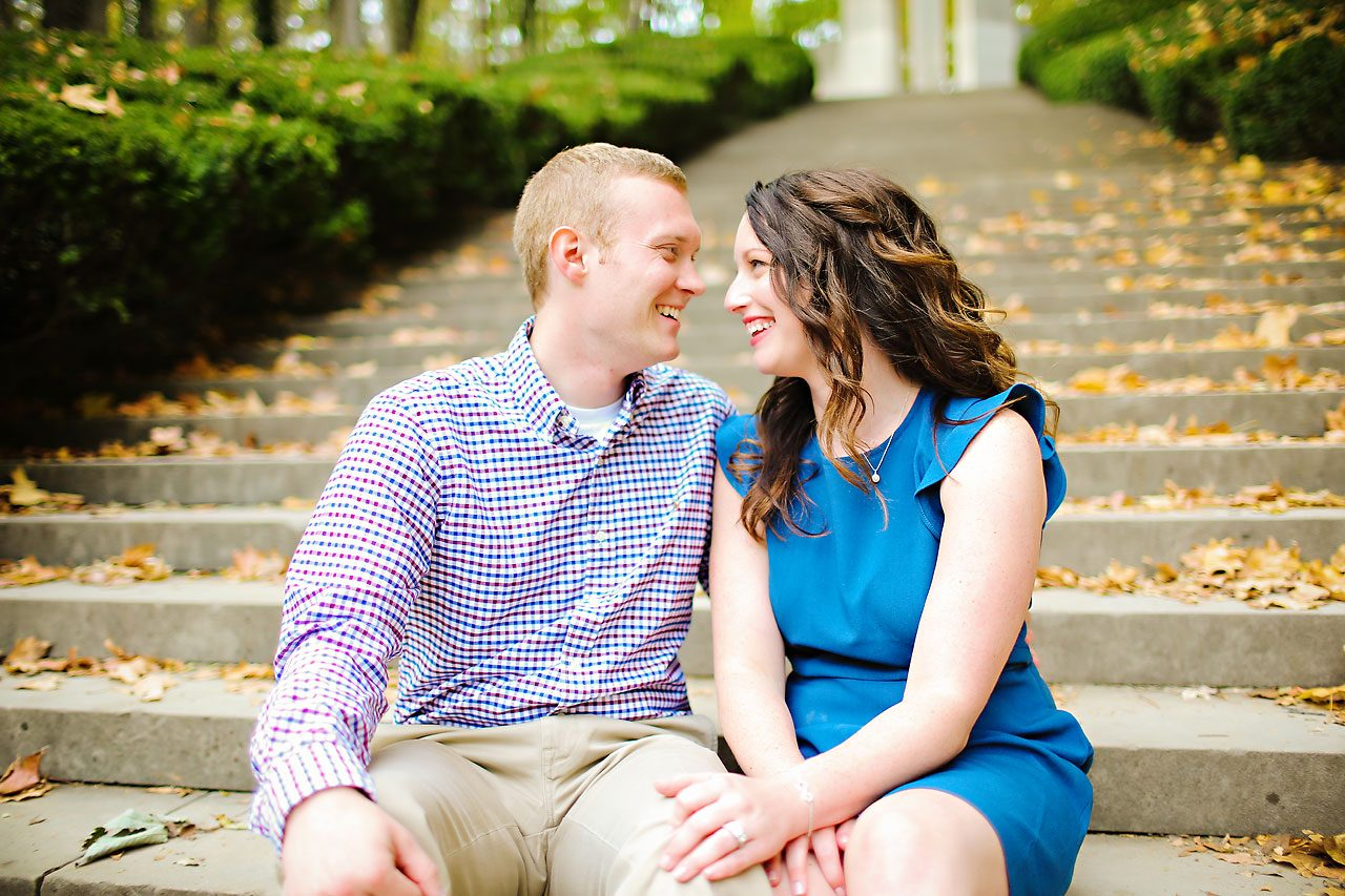 stephanie zach butler university engagement session 043