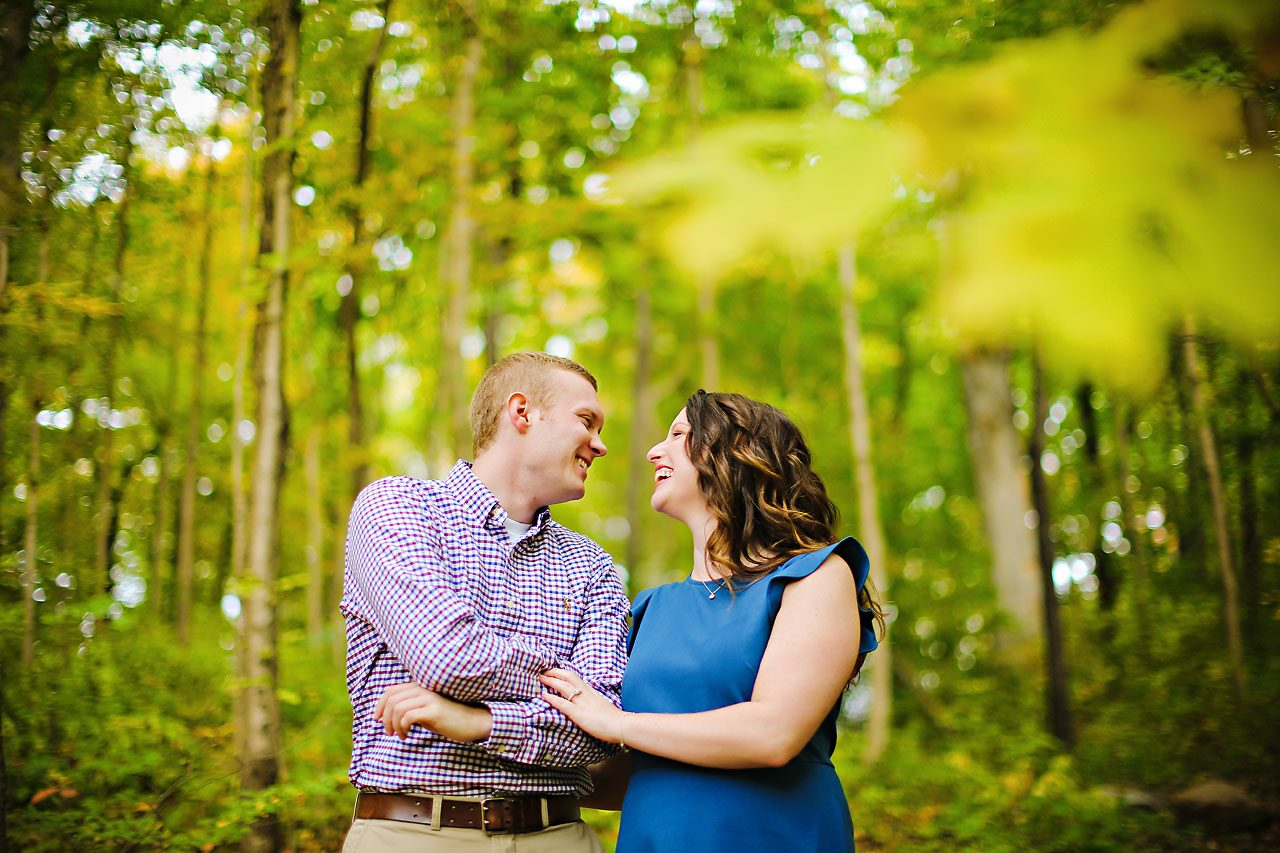 stephanie zach butler university engagement session 044