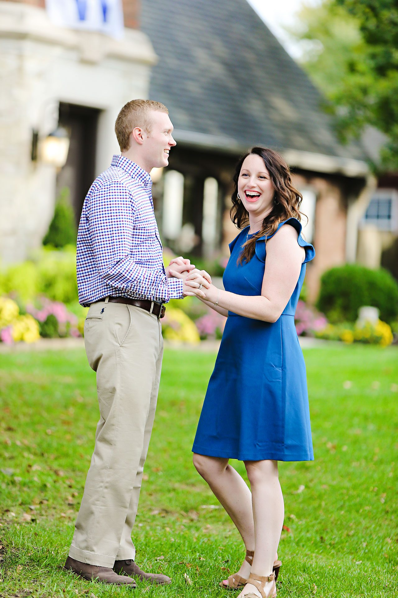 stephanie zach butler university engagement session 045