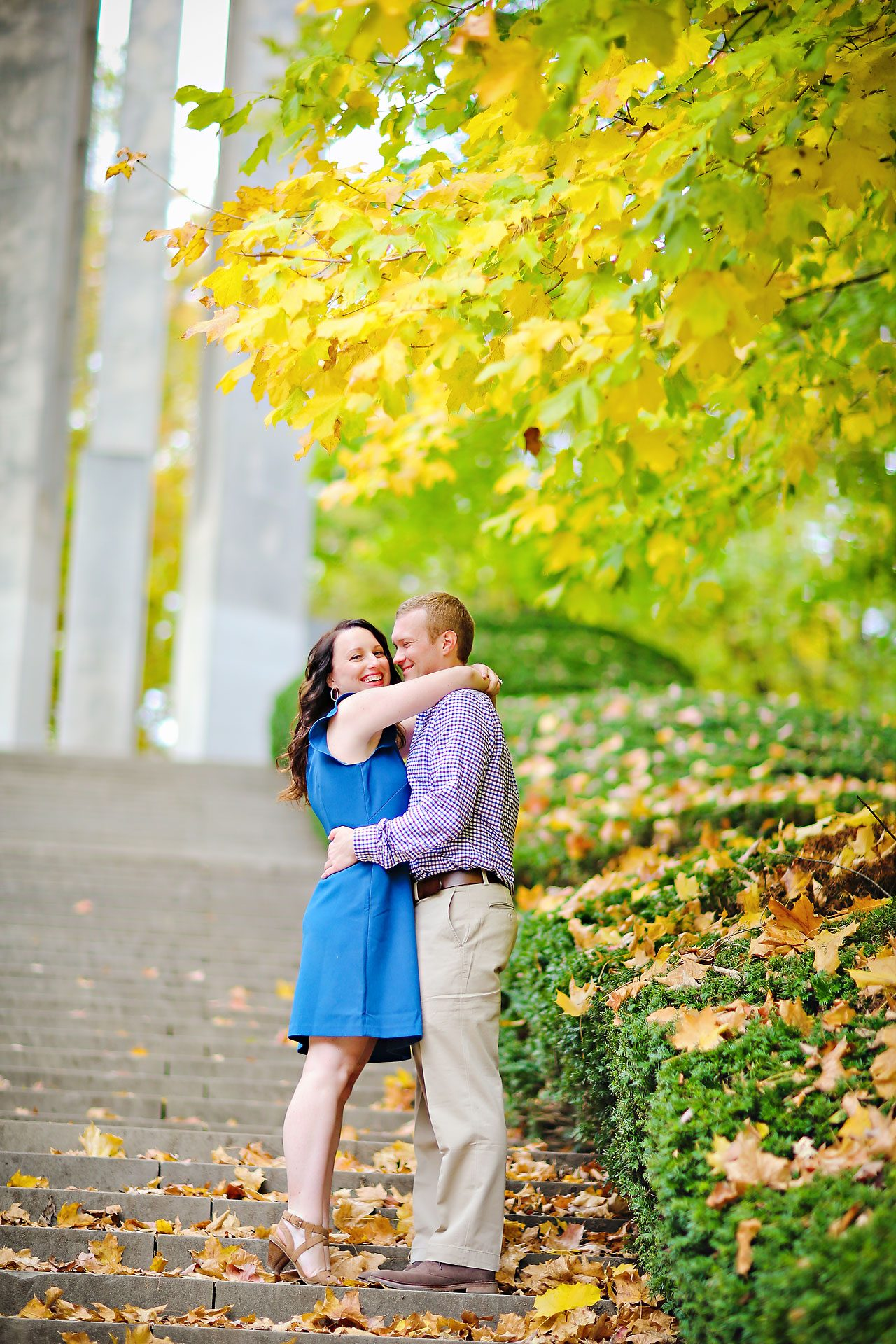 stephanie zach butler university engagement session 047