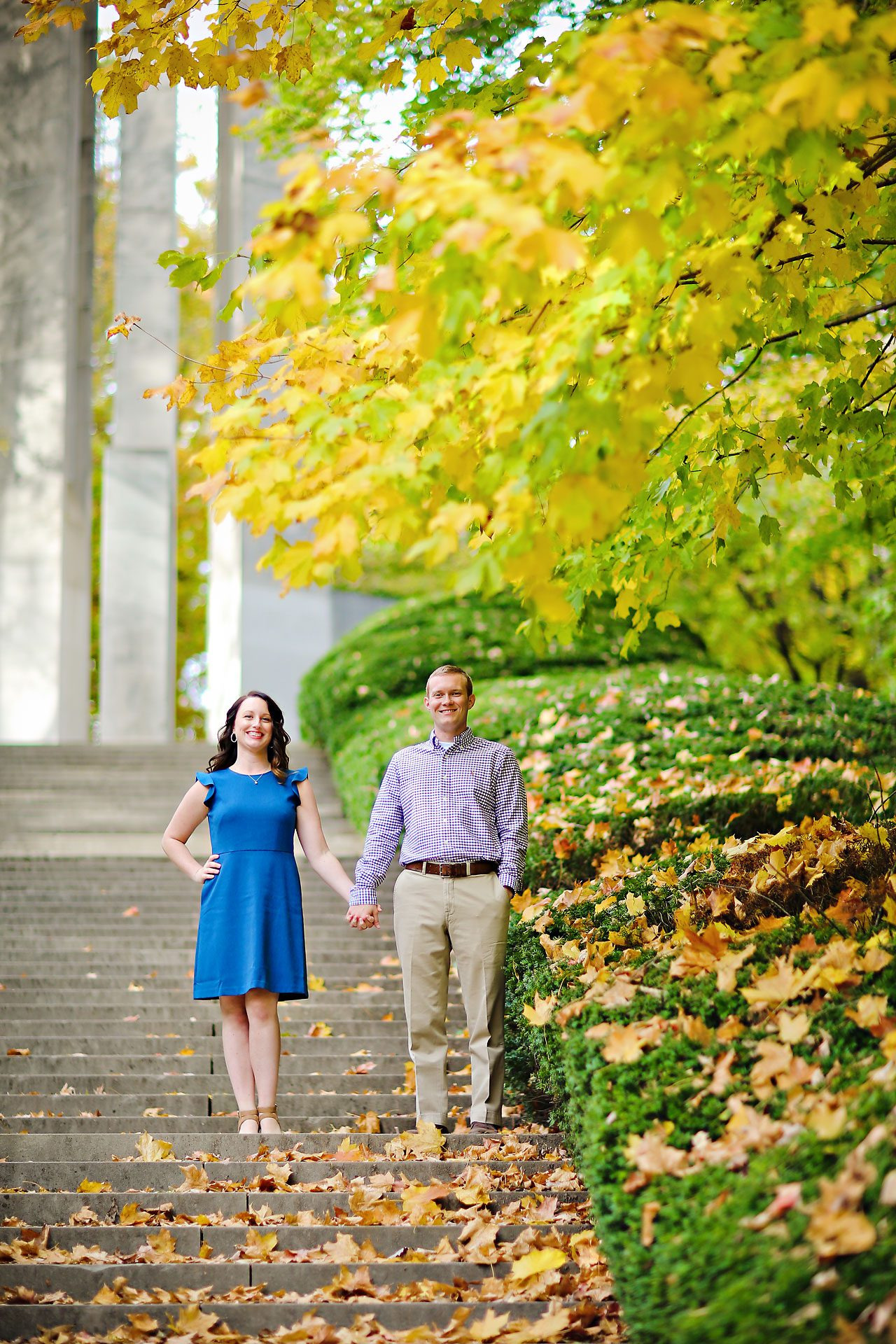 stephanie zach butler university engagement session 051