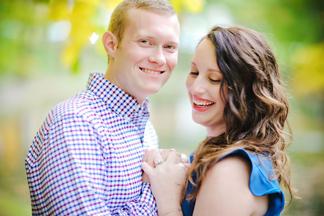 stephanie zach butler university engagement session 052