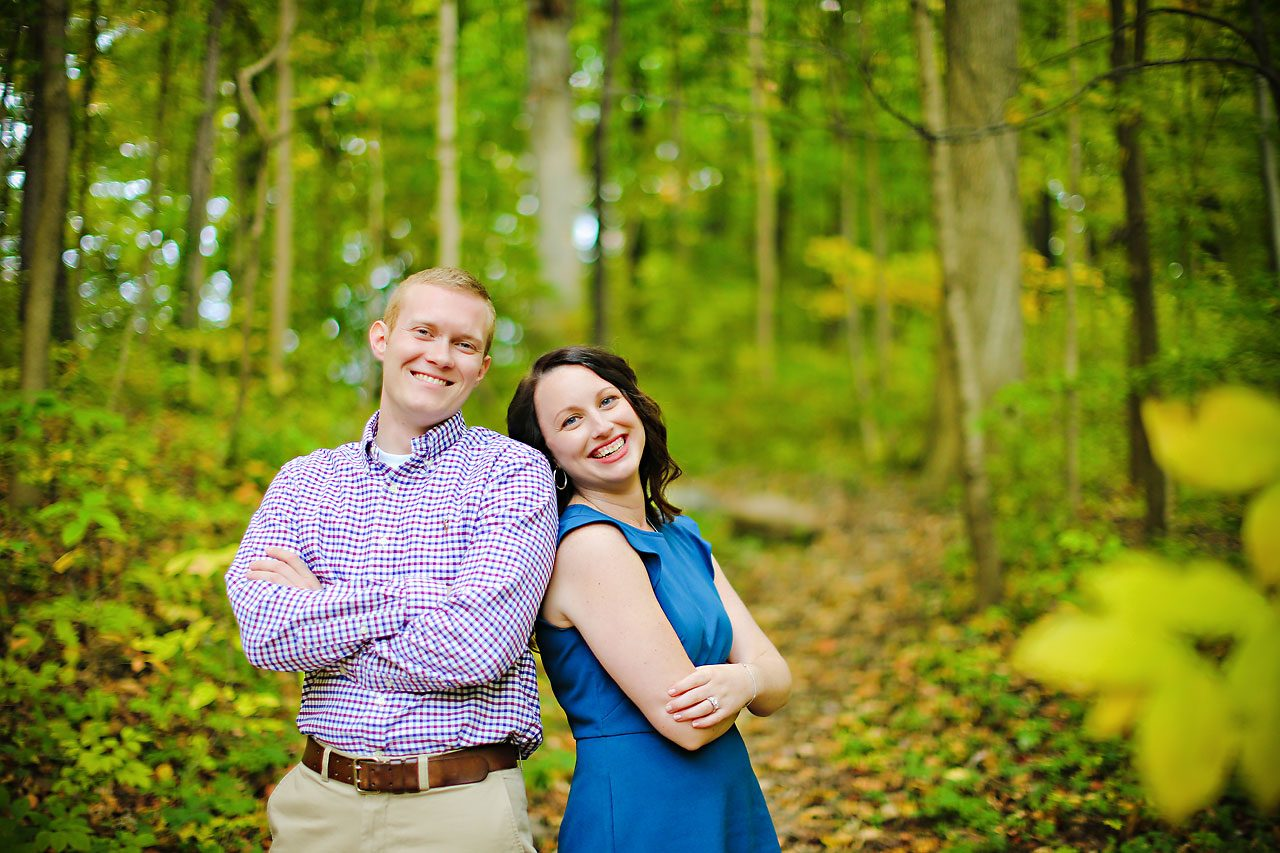 stephanie zach butler university engagement session 053