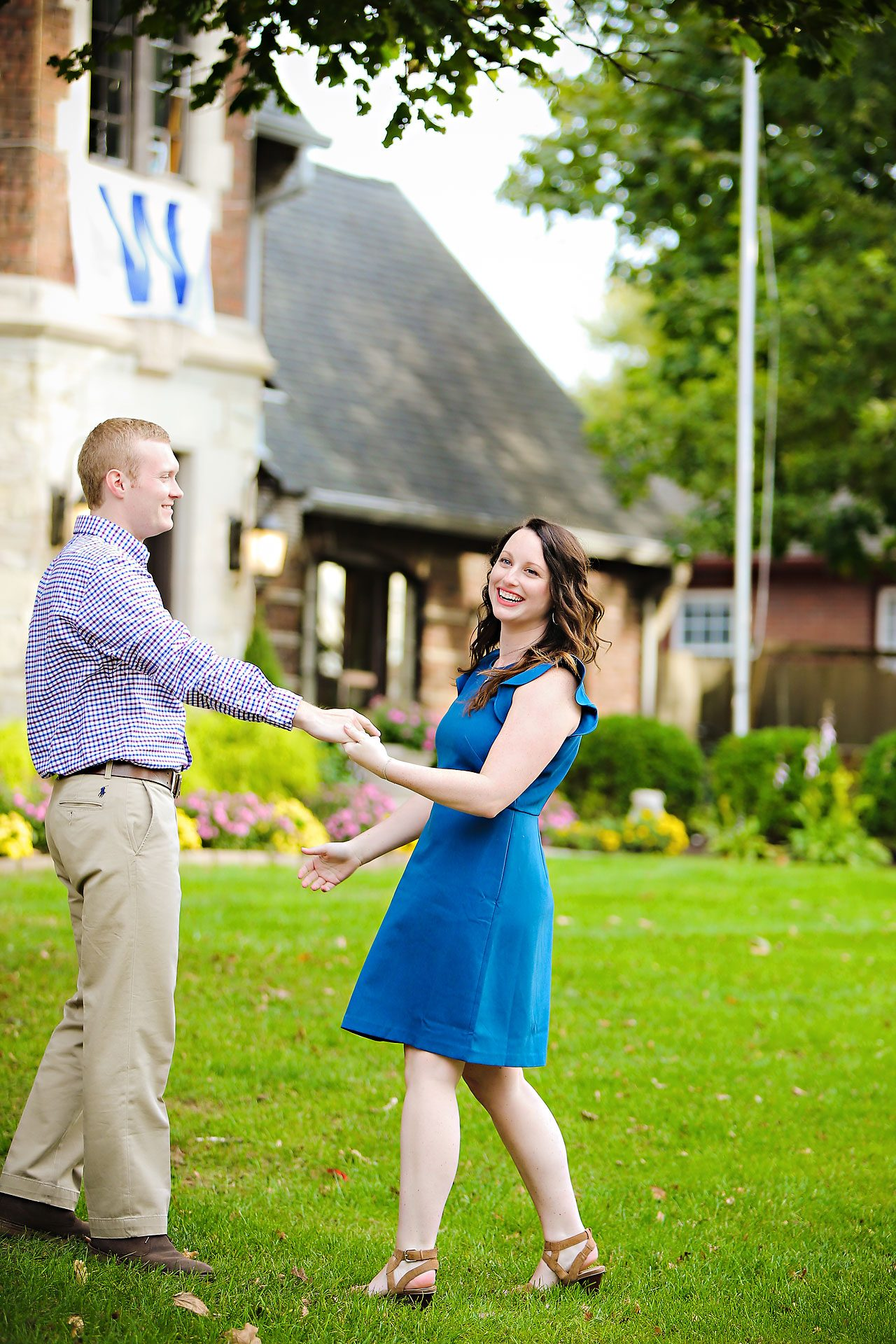 stephanie zach butler university engagement session 061