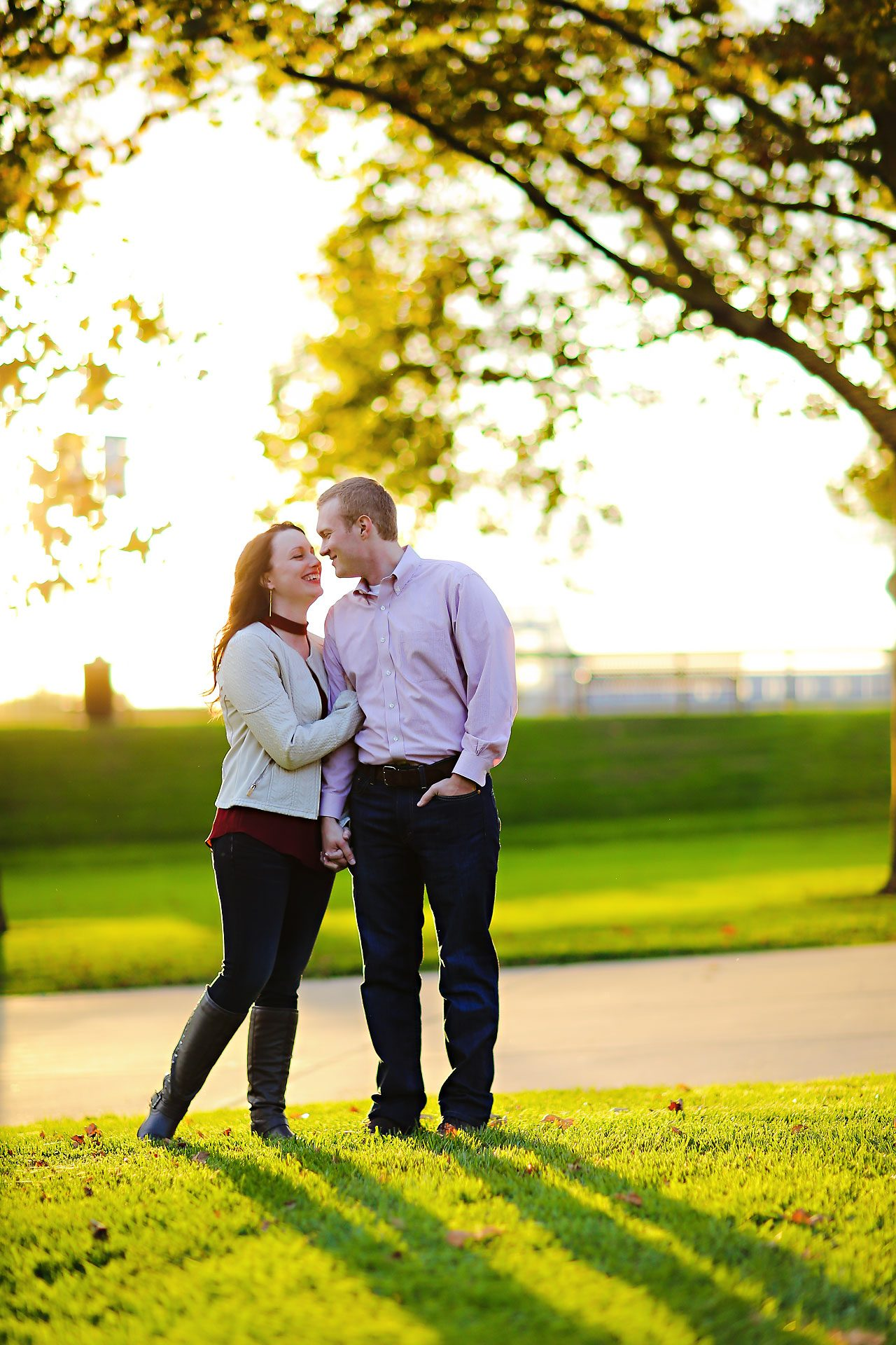 stephanie zach butler university engagement session 083