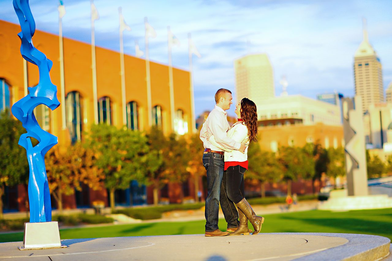 stephanie zach butler university engagement session 086