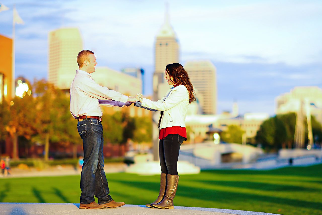 stephanie zach butler university engagement session 088