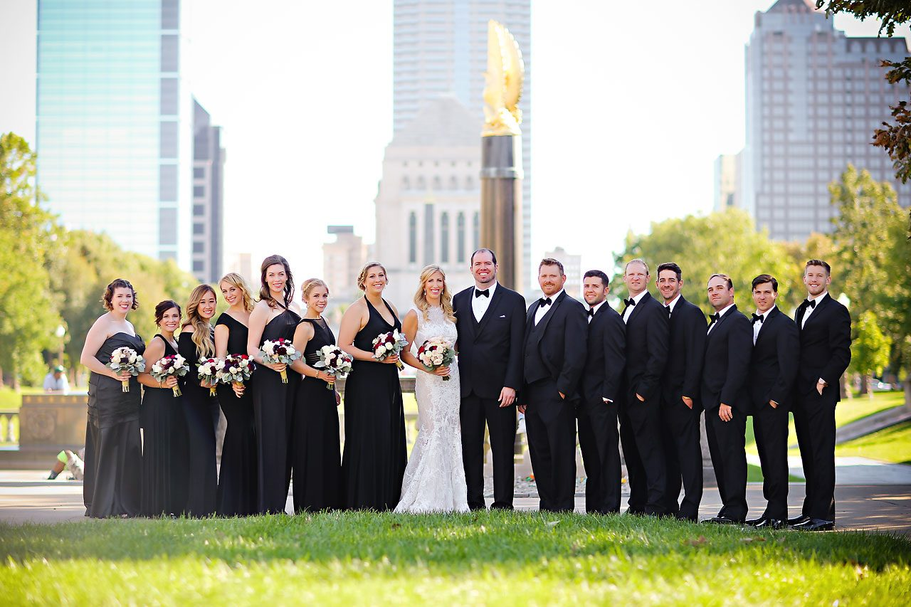 abby nick indianapolis central library wedding 111