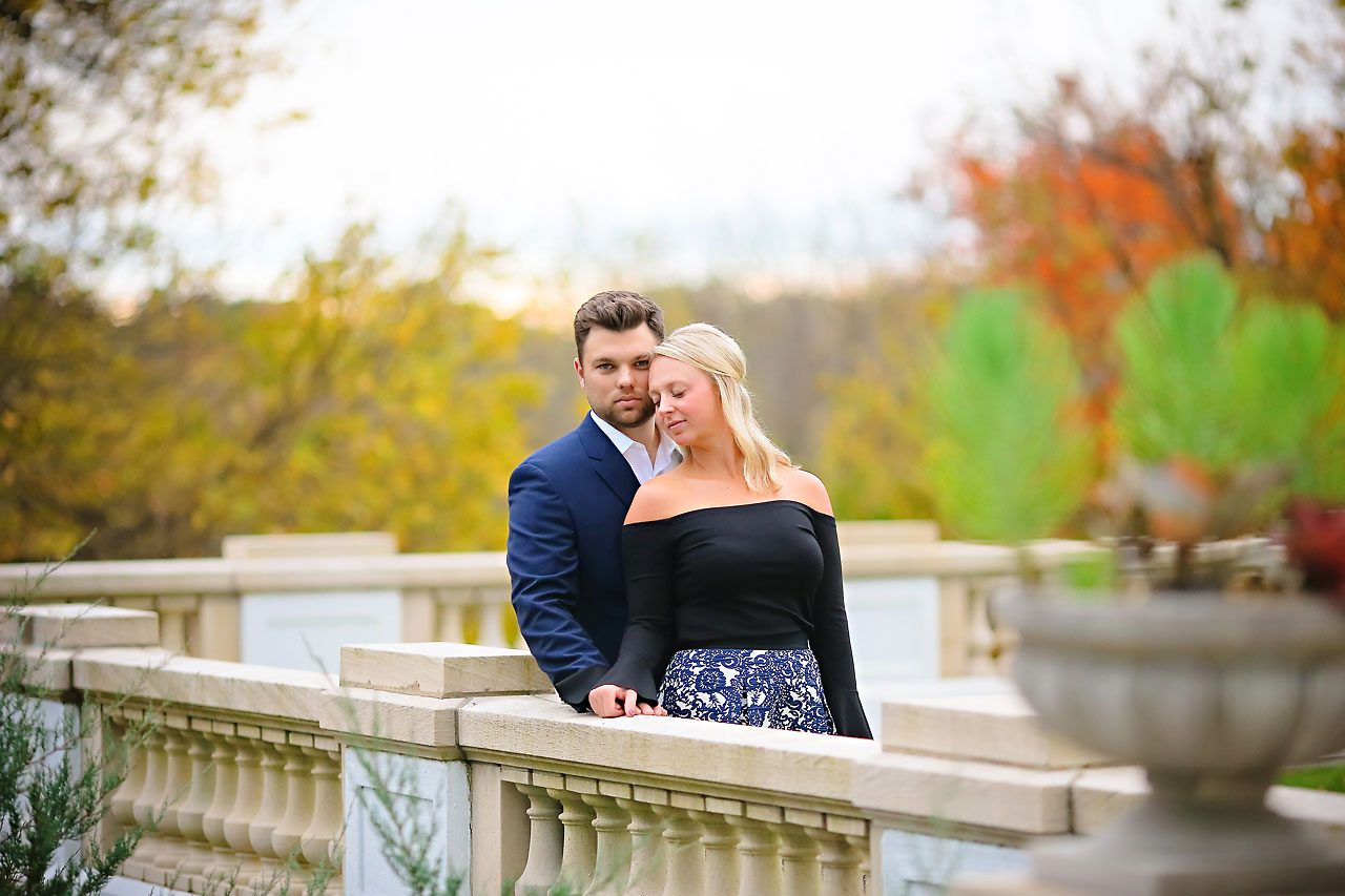 111 chelsea tom indianapolis museum of art engagement session