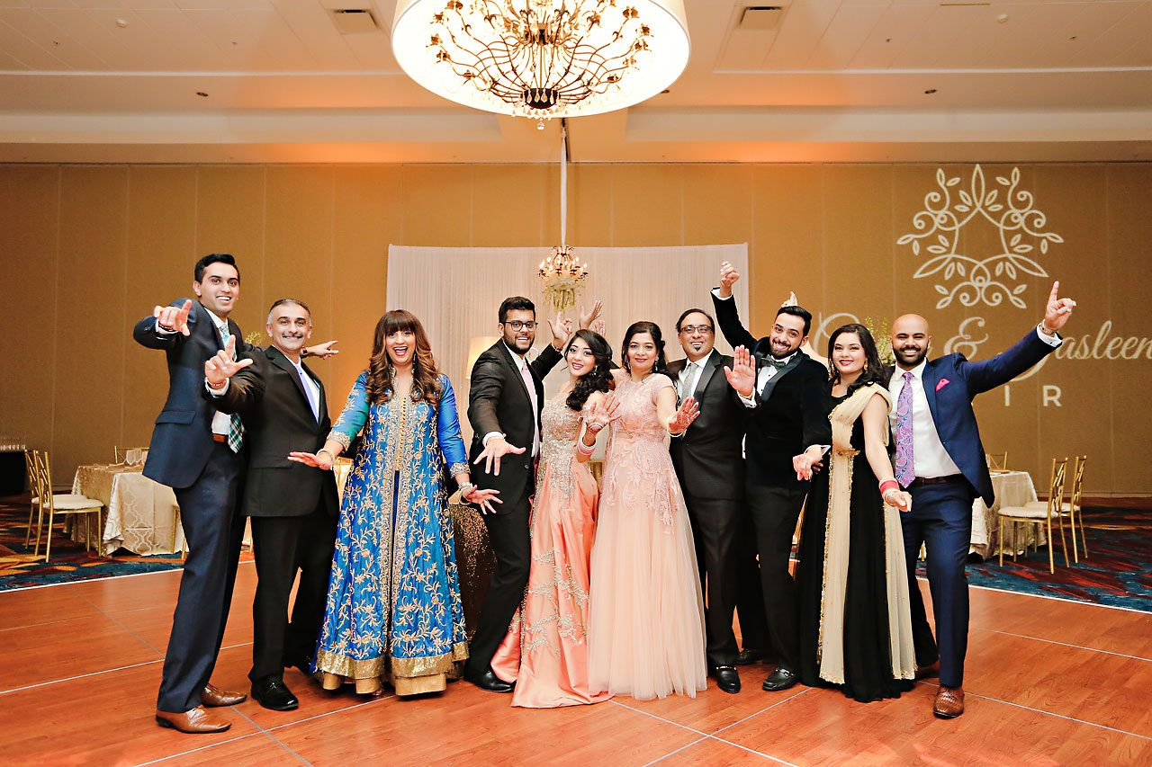 Jasleen Caarn JW Marriott Wedding 100