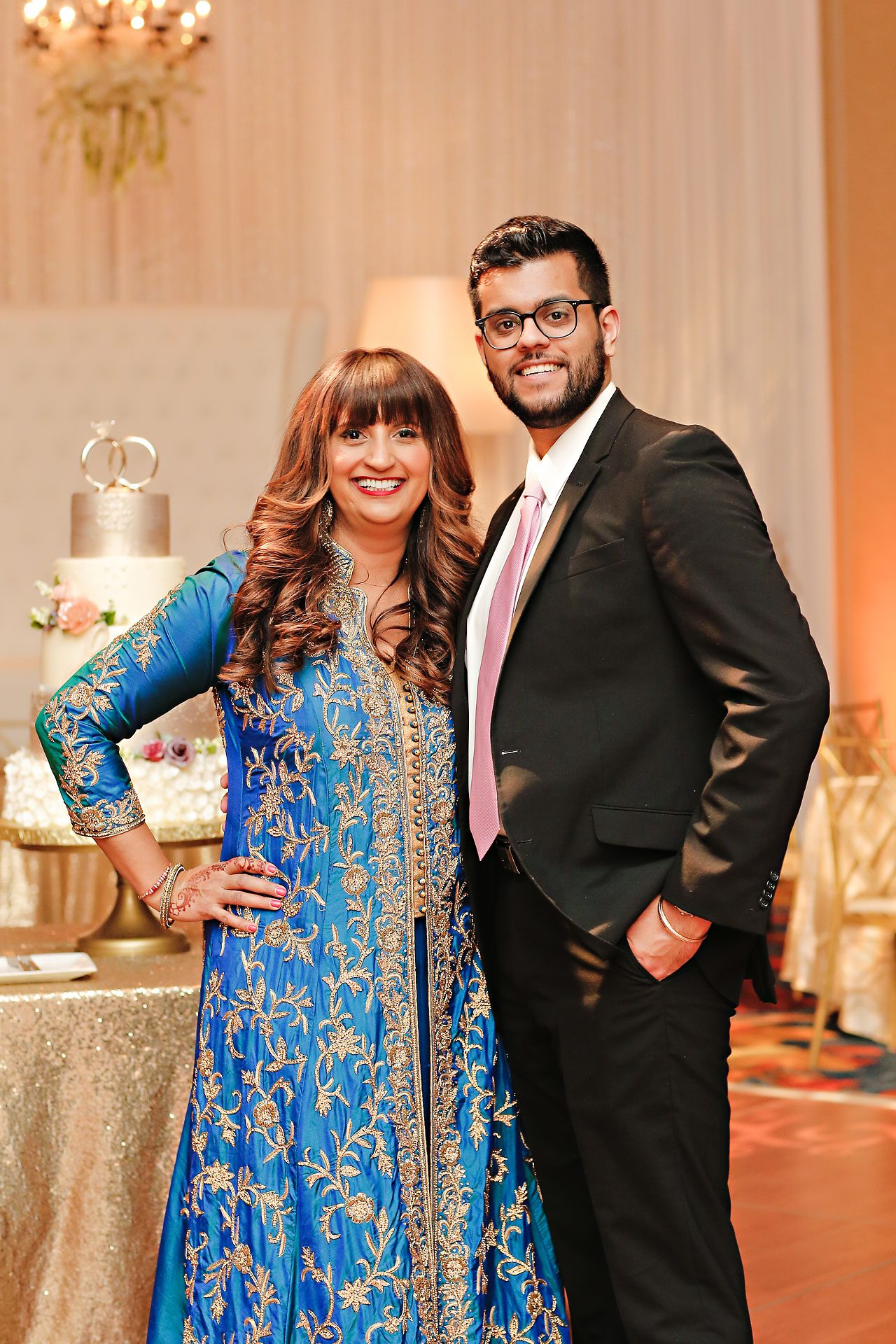 Jasleen Caarn JW Marriott Wedding 106