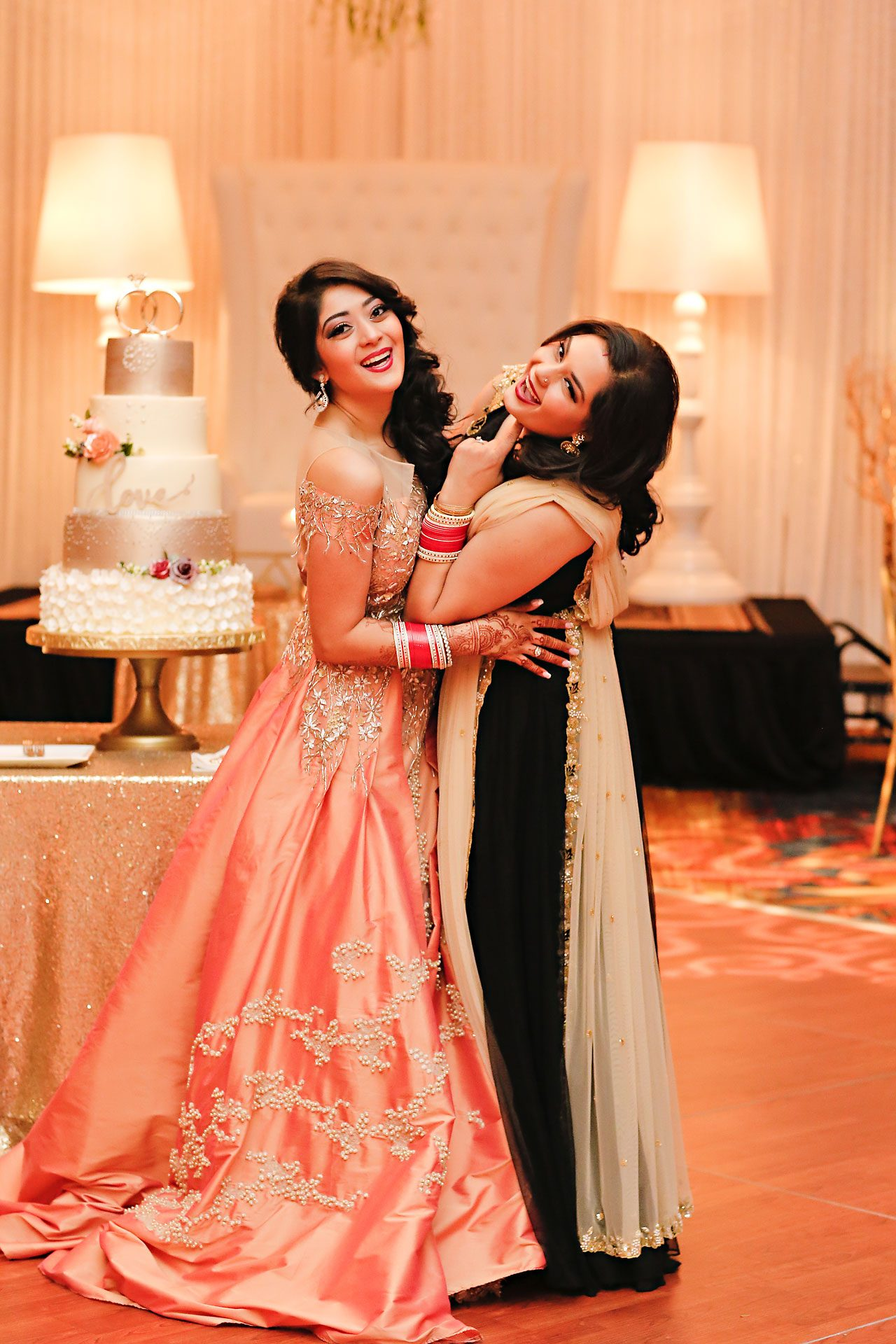 Jasleen Caarn JW Marriott Wedding 111