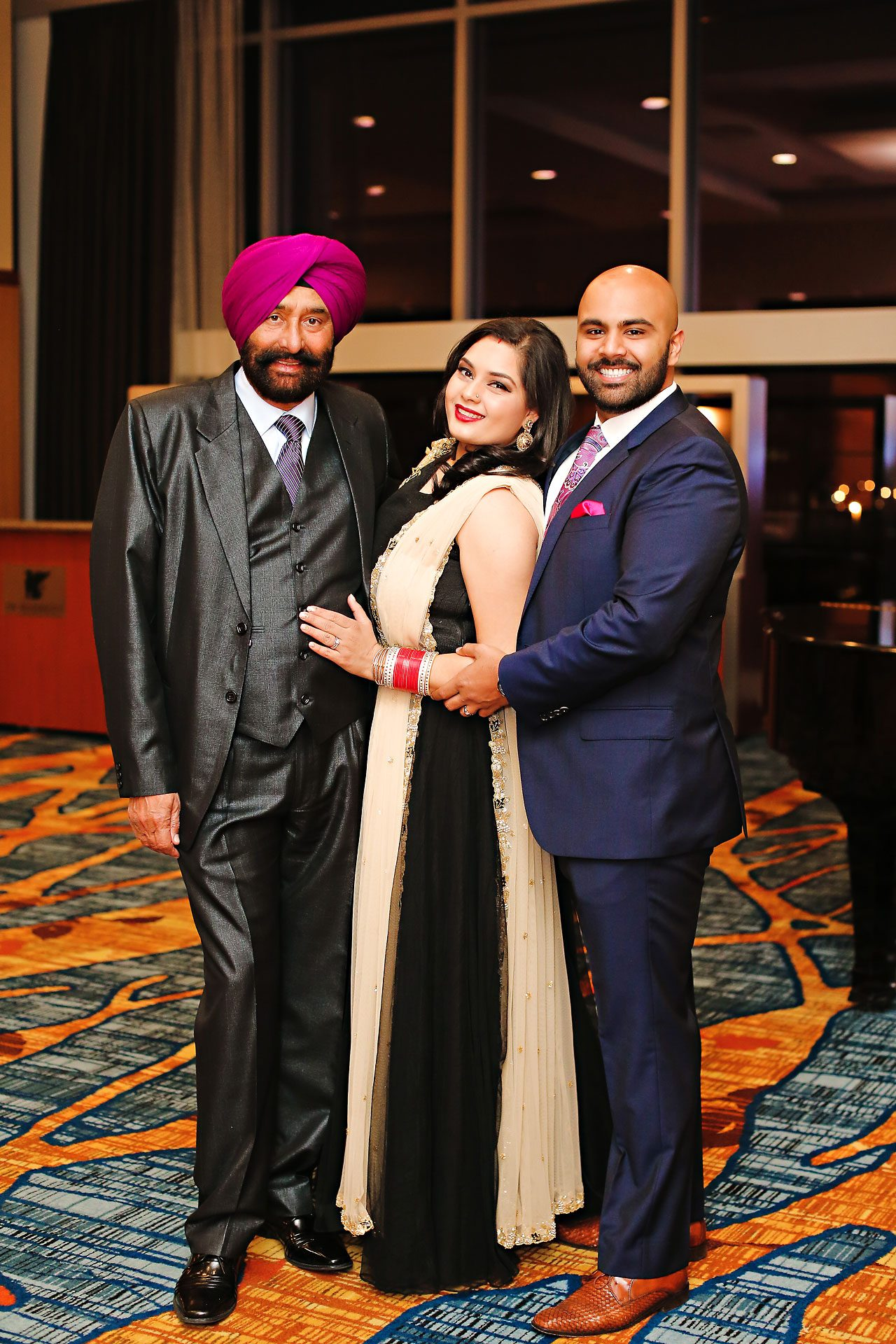 Jasleen Caarn JW Marriott Wedding 116