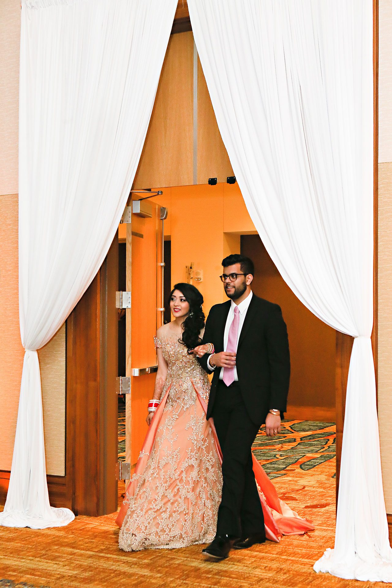 Jasleen Caarn JW Marriott Wedding 127