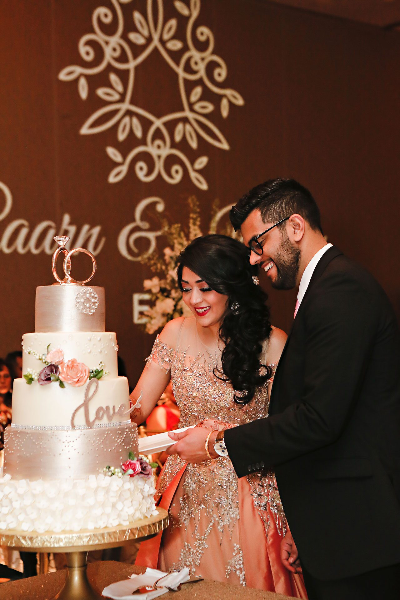Jasleen Caarn JW Marriott Wedding 132