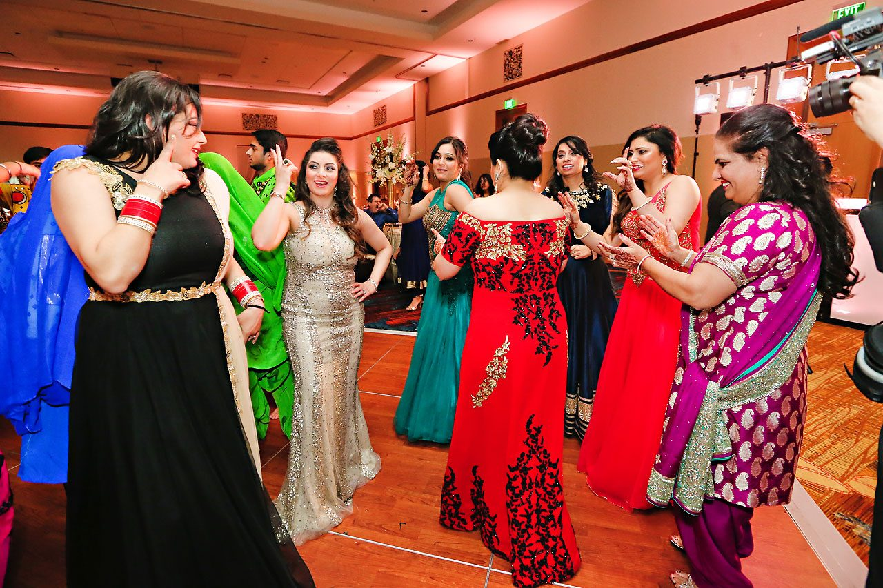 Jasleen Caarn JW Marriott Wedding 200