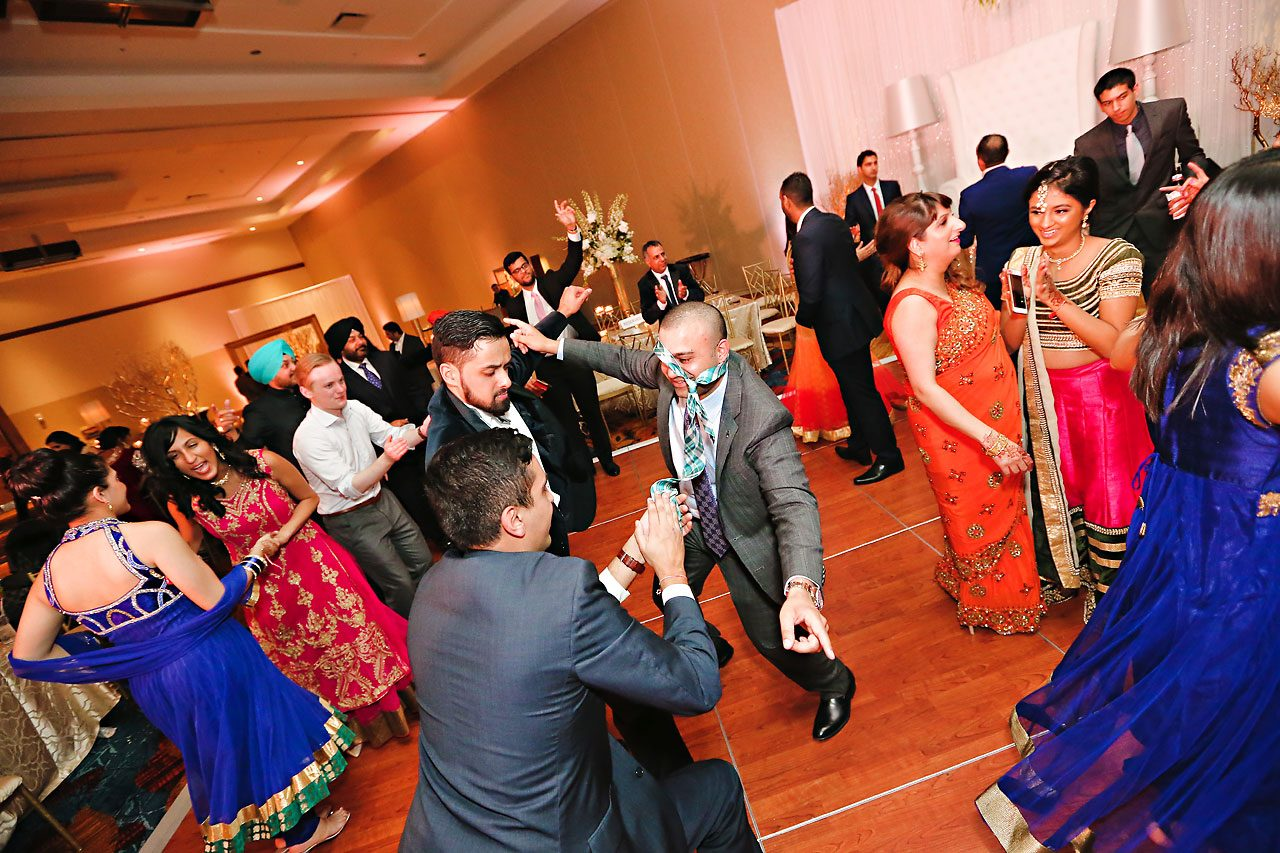 Jasleen Caarn JW Marriott Wedding 205