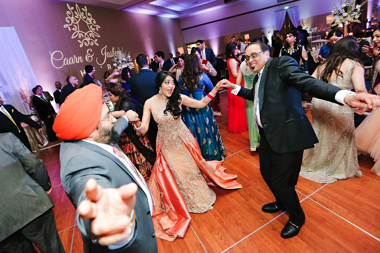 Jasleen Caarn JW Marriott Wedding 210