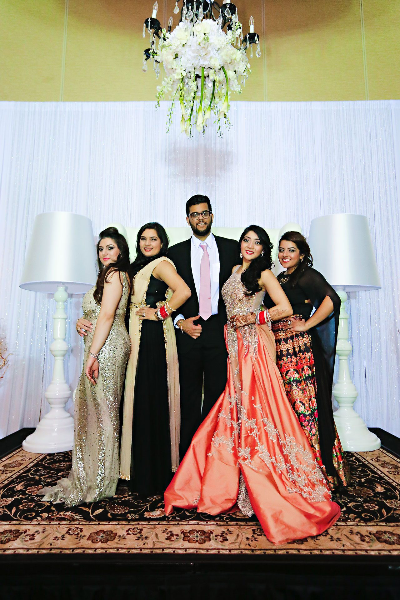 Jasleen Caarn JW Marriott Wedding 218