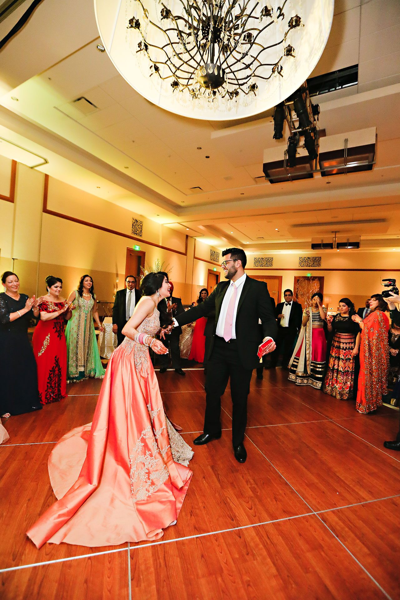 Jasleen Caarn JW Marriott Wedding 220