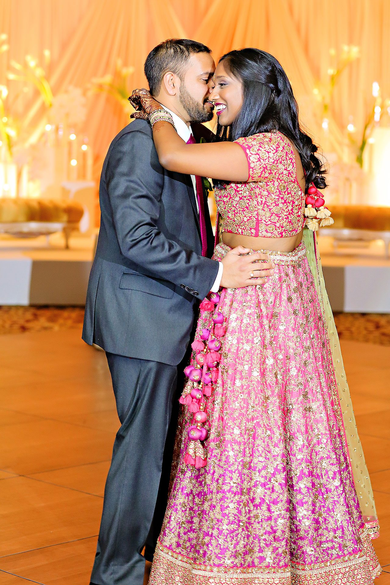 Anu Paras Indianapolis Indian Wedding Reception 101