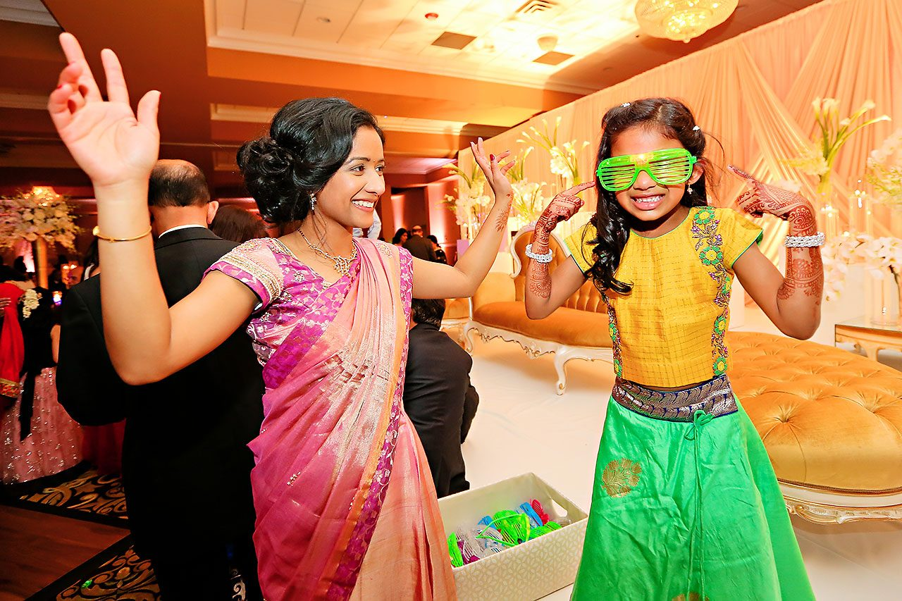 Anu Paras Indianapolis Indian Wedding Reception 150