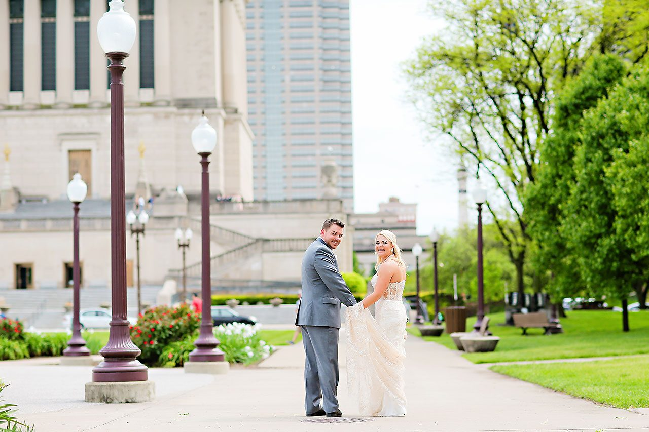 Lauren Bryan Scottish Rite Indianapolis Wedding 112