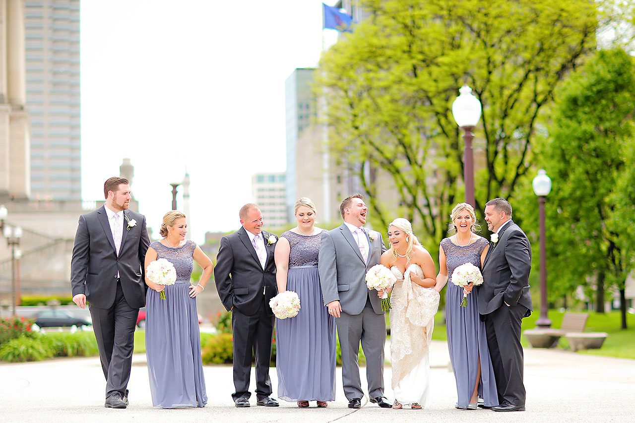 Lauren Bryan Scottish Rite Indianapolis Wedding 115