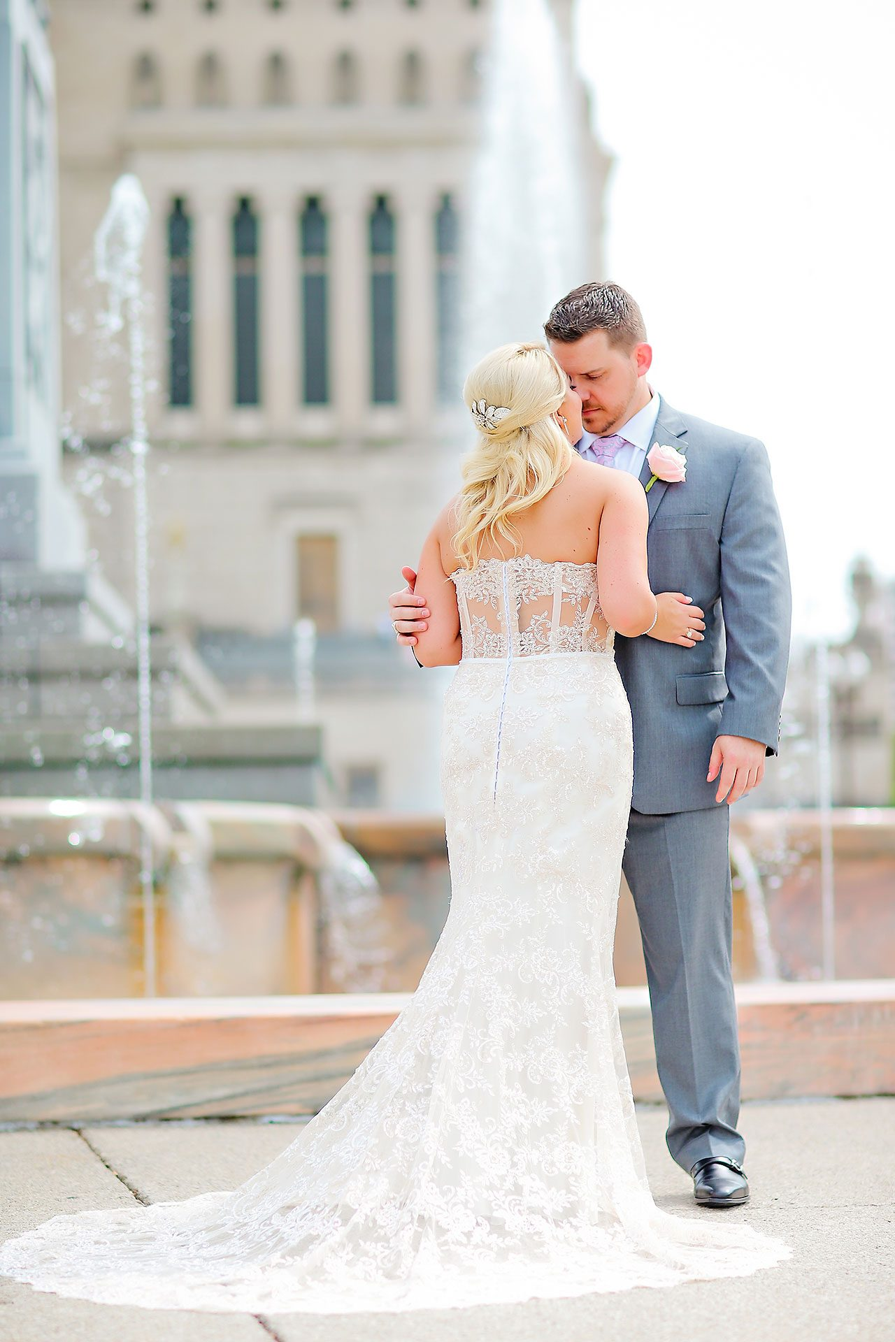 Lauren Bryan Scottish Rite Indianapolis Wedding 117