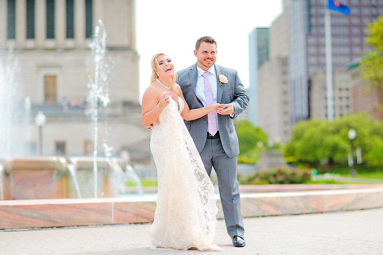 Lauren Bryan Scottish Rite Indianapolis Wedding 125
