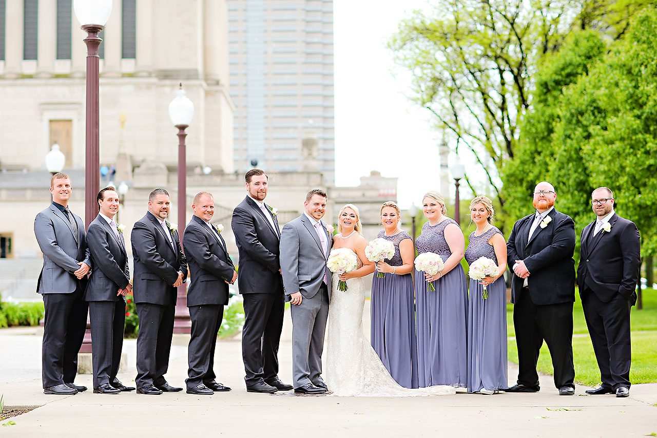 Lauren Bryan Scottish Rite Indianapolis Wedding 126