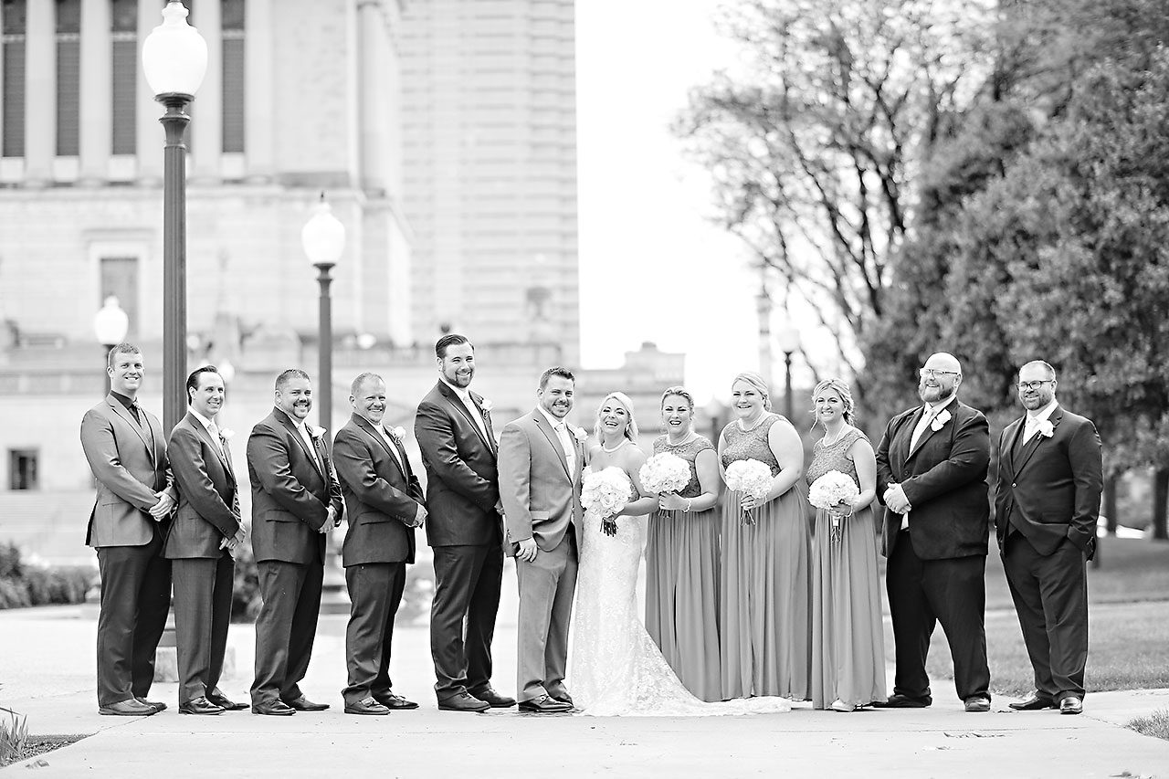 Lauren Bryan Scottish Rite Indianapolis Wedding 145