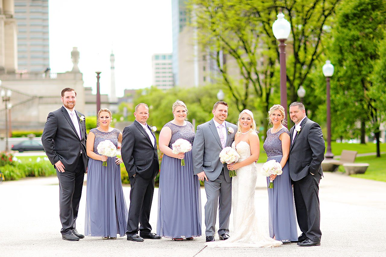 Lauren Bryan Scottish Rite Indianapolis Wedding 149