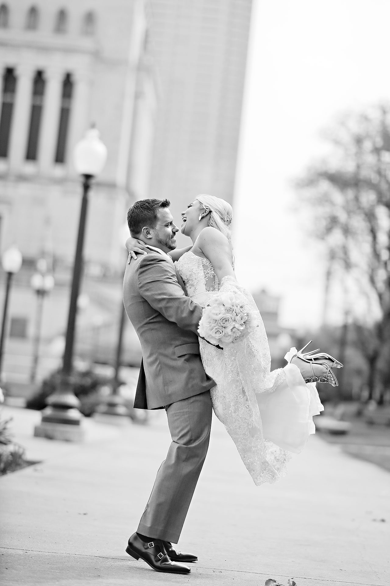 Lauren Bryan Scottish Rite Indianapolis Wedding 160