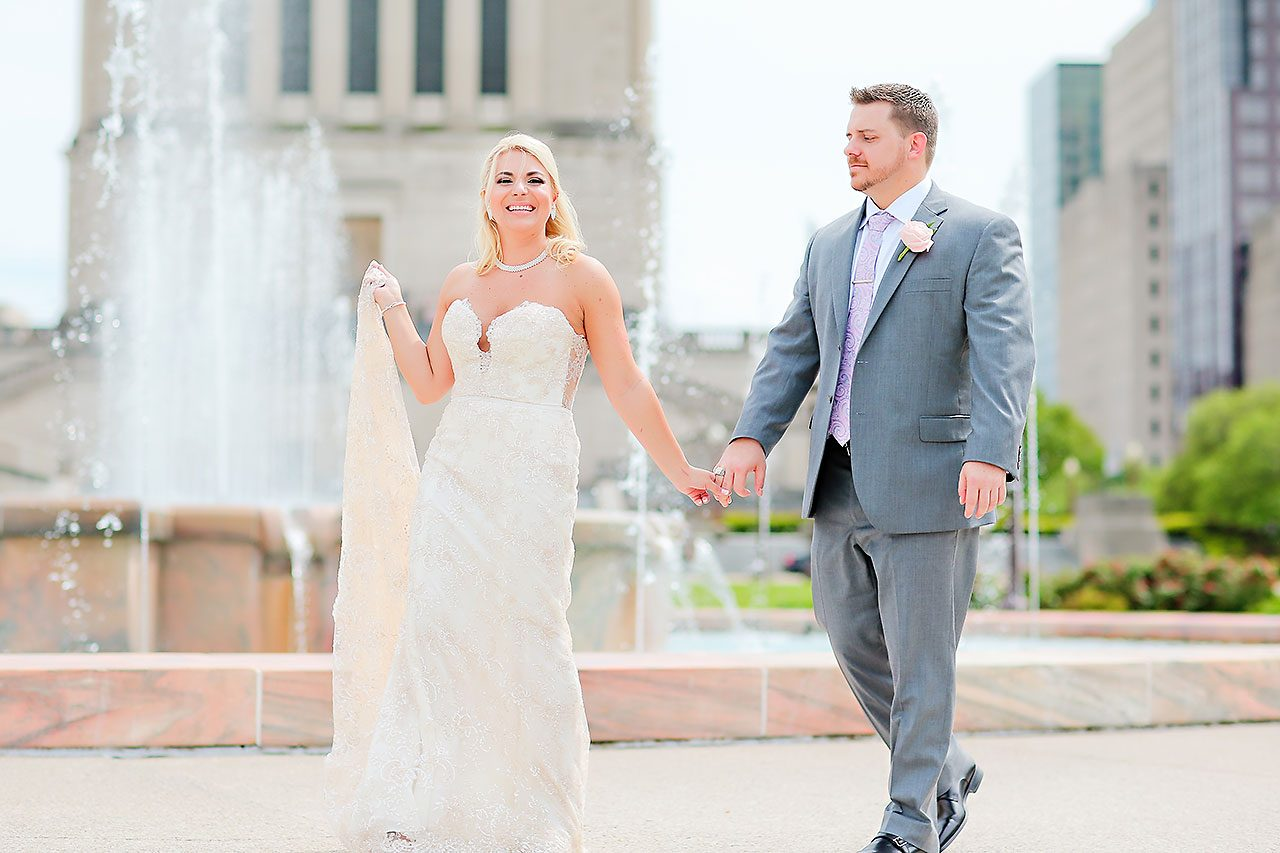 Lauren Bryan Scottish Rite Indianapolis Wedding 161
