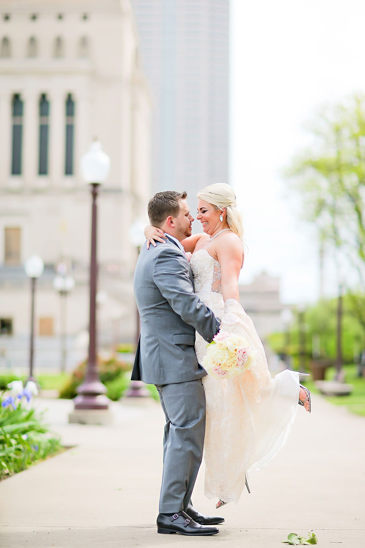 Lauren Bryan Scottish Rite Indianapolis Wedding 168