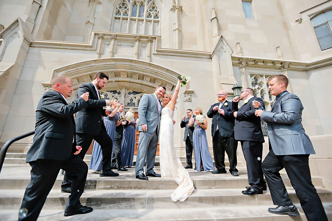 Lauren Bryan Scottish Rite Indianapolis Wedding 171