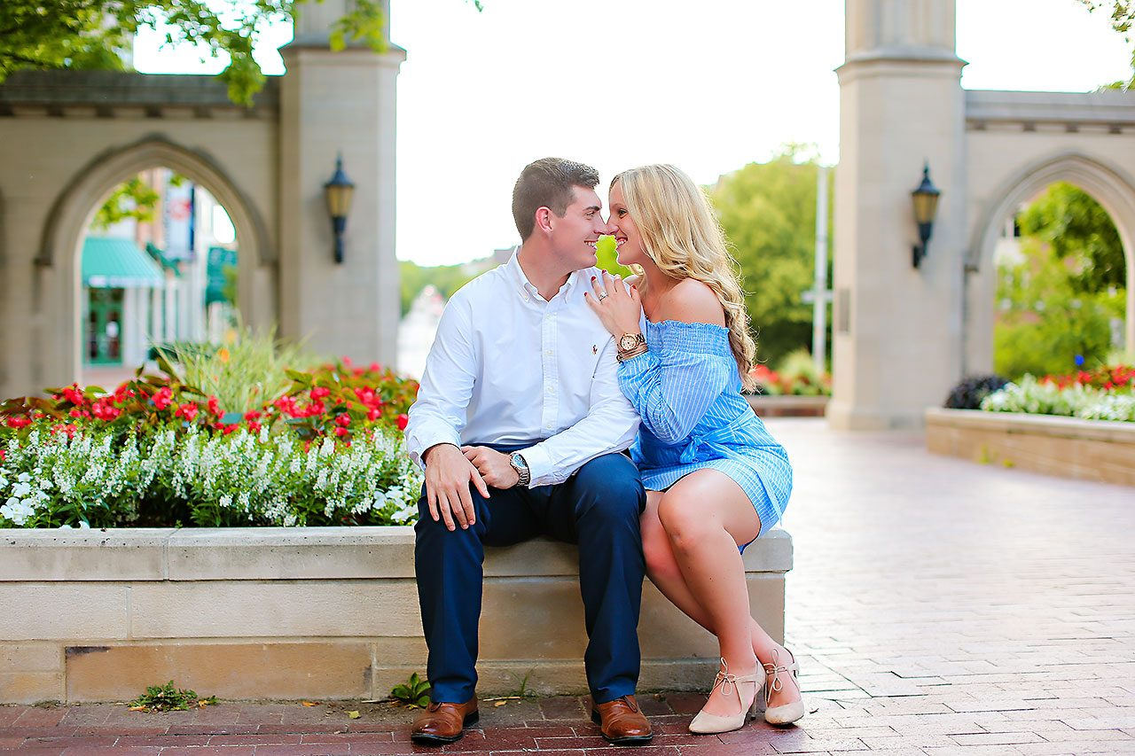 Jordan Ryan IU Engagement Session 091