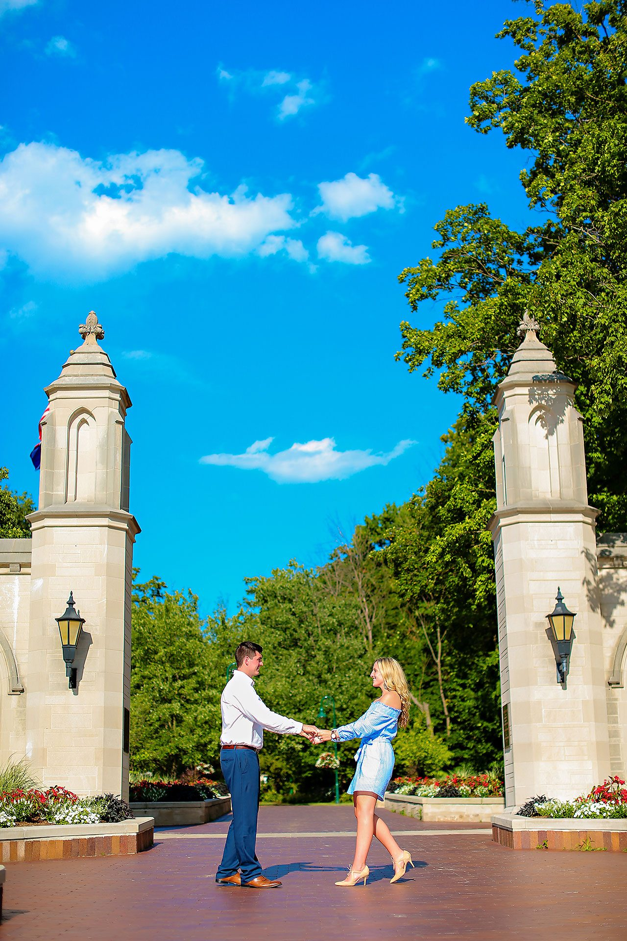 Jordan Ryan IU Engagement Session 094