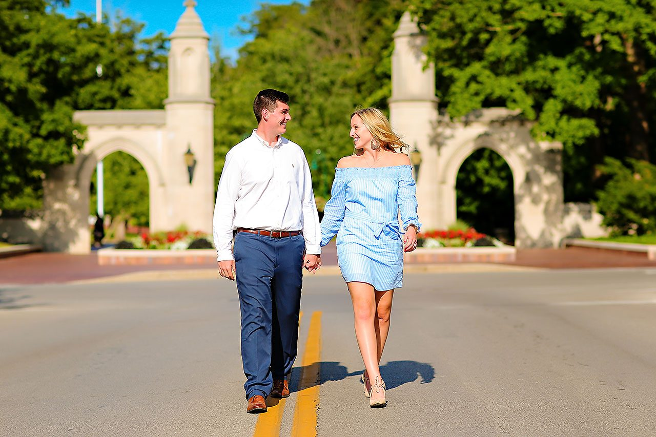 Jordan Ryan IU Engagement Session 105