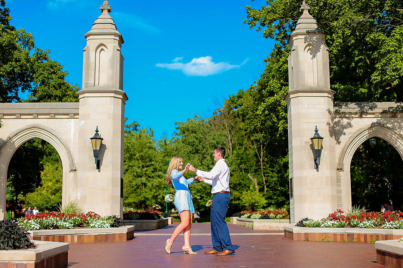 Jordan Ryan IU Engagement Session 111