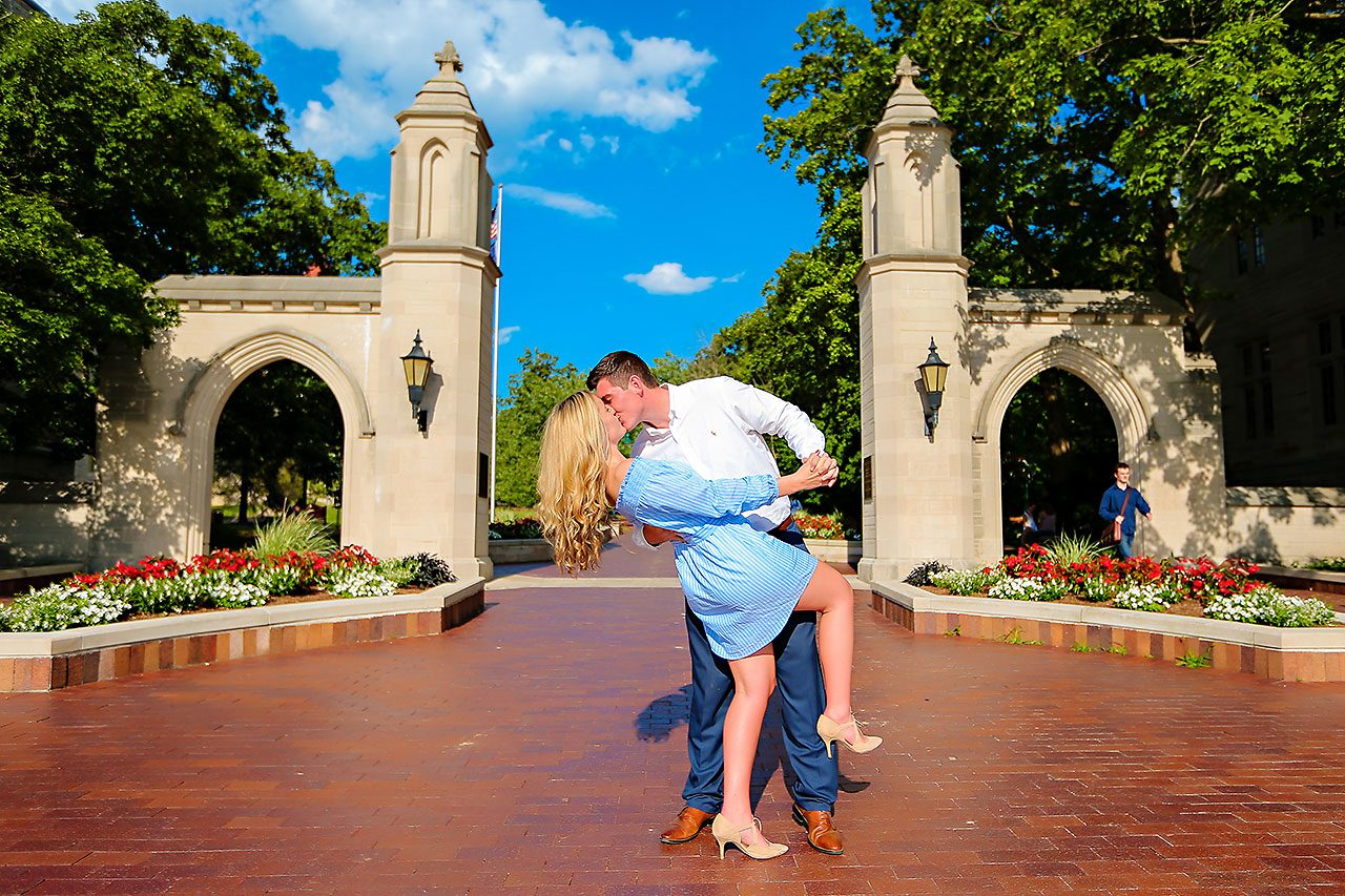 Jordan Ryan IU Engagement Session 115