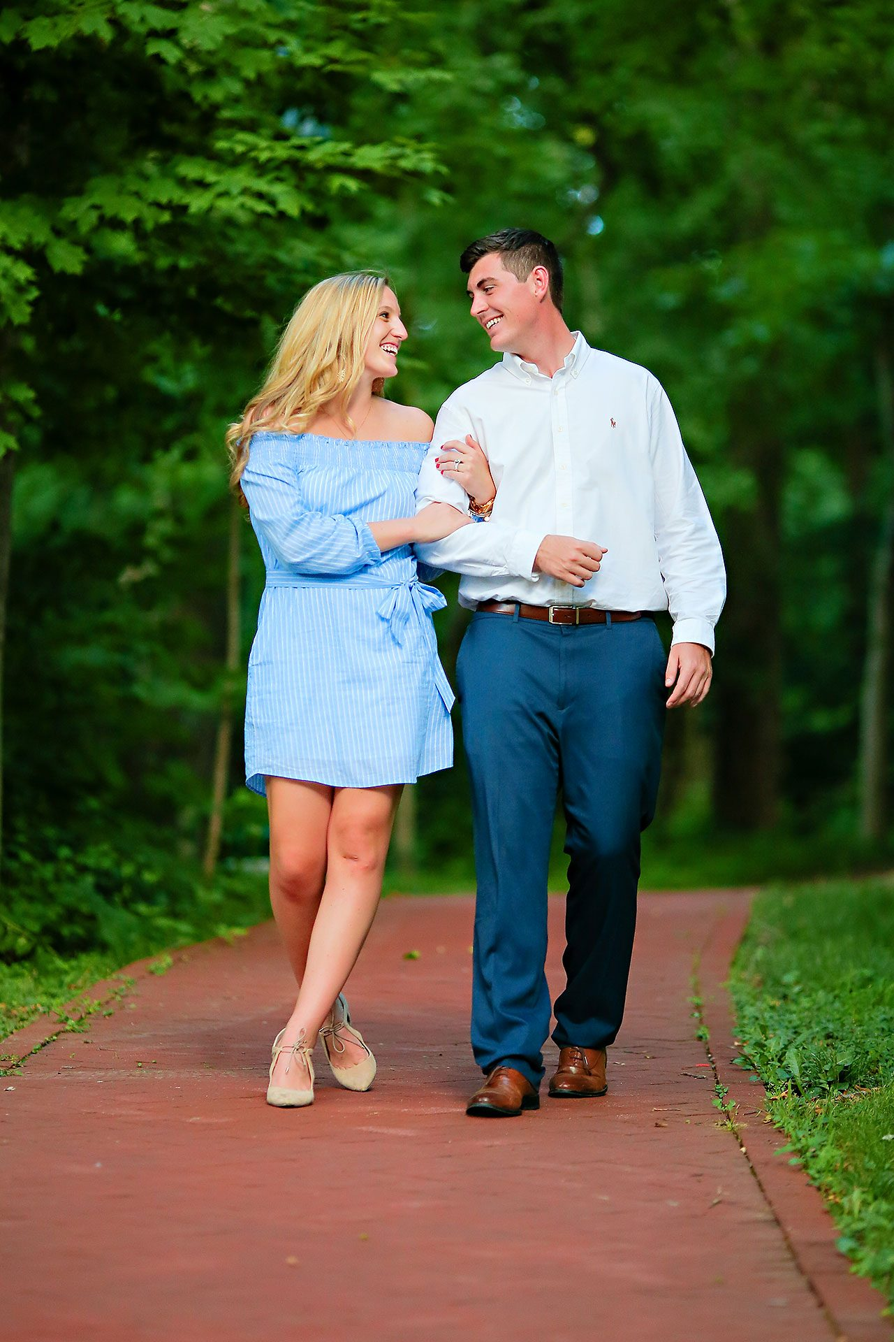 Jordan Ryan IU Engagement Session 123