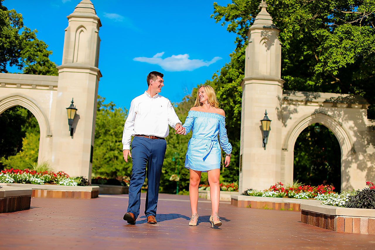 Jordan Ryan IU Engagement Session 127