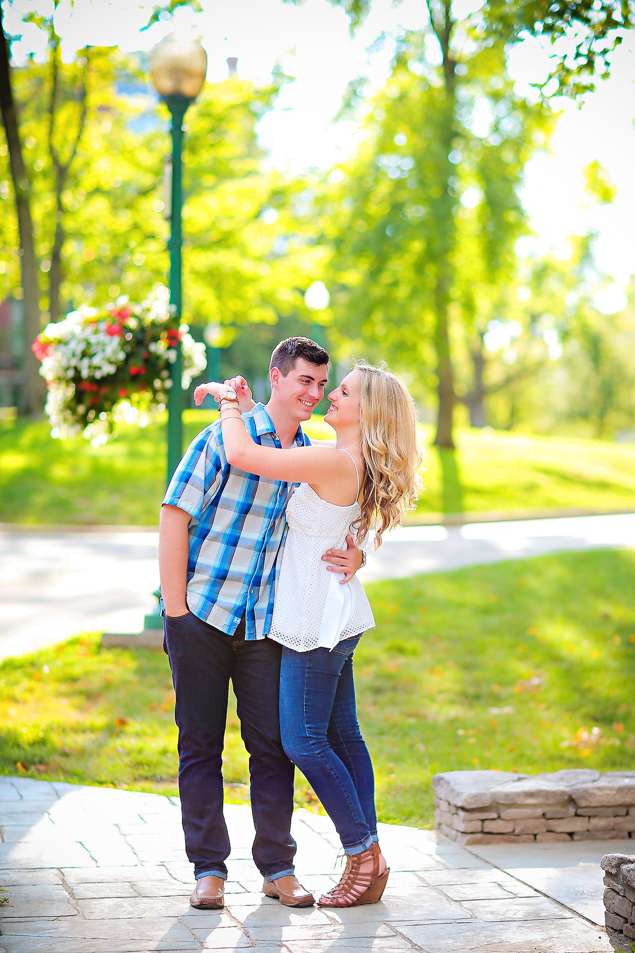 Jordan Ryan IU Engagement Session 134