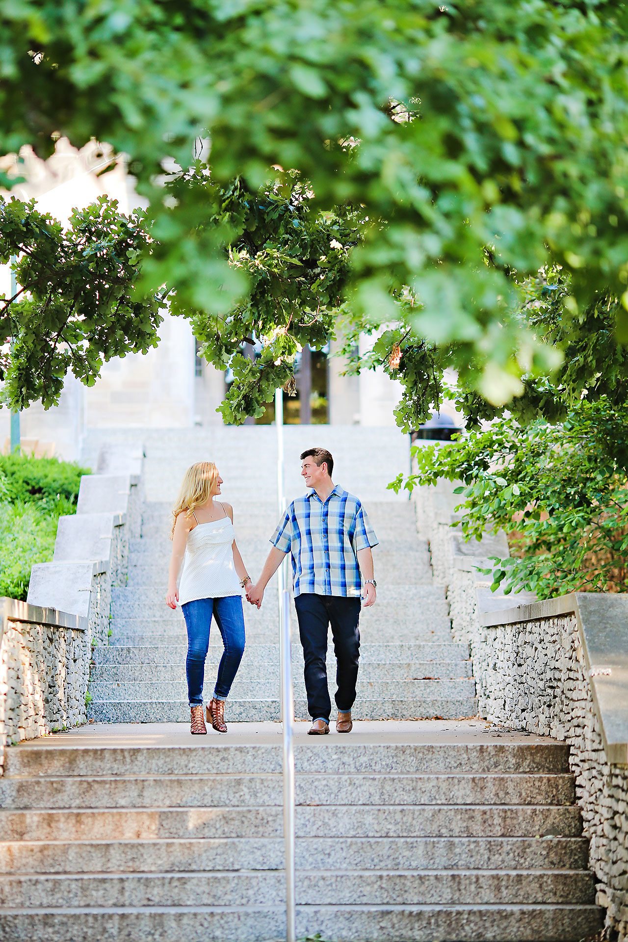 Jordan Ryan IU Engagement Session 136